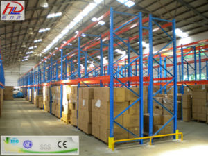 Steel Rack Warehouse Storage Box Beam Pallet Racking pictures & photos