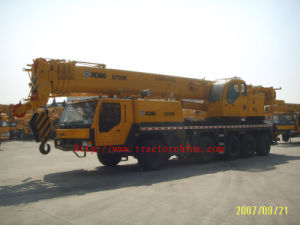 Truck Crane Payload 80 Ton (QY80K-1)