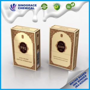 Voc Free Styrene-Acrylic Emulsion for Tobacco Packaging Printing Ink pictures & photos