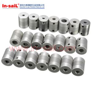 Top Quality Two-Piece Stainless Steel Shaft Rigid Coupling pictures & photos