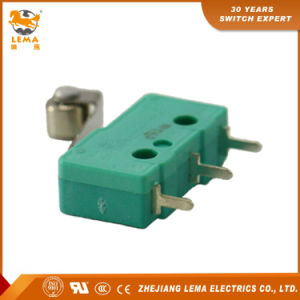 Lema Kw12-2s Metal Roller Lever Micro Switch Electric Actuator Switch pictures & photos