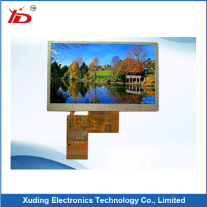 LCD Display Paenl 240*160 Stn LCM with Blue Background Used for Electrombile pictures & photos