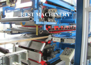EPS/Rock Wool/Foam Sandwich Panel Roll Forming Machine Line pictures & photos