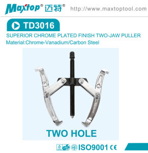 2 Arms/Legs/Jaws/Paws Chrome Vanadium Carbon Steel Hydraulic Rama Bearing Gear Puller pictures & photos