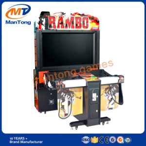 Arcade Shooting Games Simulator 55′′lcd Rambo Coin Operated for Sale pictures & photos