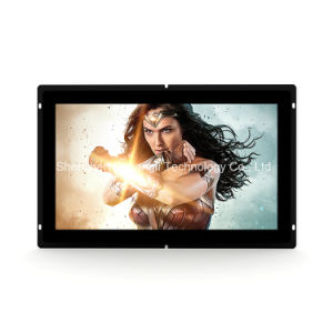 15.6 Inch Capacitive Touchscreen TFT LCD Touch Monitor pictures & photos