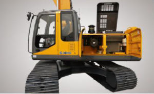 XCMG Official 21ton Hydraulic Crawler Excavator with 0.91cbm Bucket pictures & photos