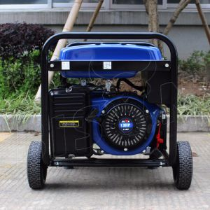 Bison AC Single Phase Portable Gasoline 7.5 kVA Generator Price pictures & photos