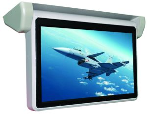 18.5 Inch LED Backlight Color TV for Car Ship Airplane pictures & photos