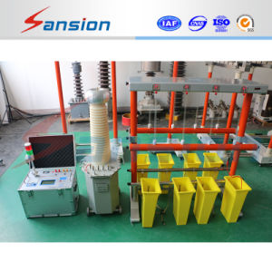 Insulation Gloves Boots Dielectric Test Set pictures & photos