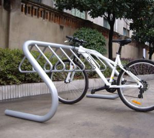Carbon Steel Bike Stand Rack pictures & photos