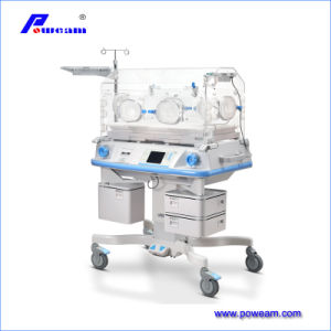 "Hospital 5.7"" LCD Display Nicu Luxury Infant Baby Incubator (BabyCare 5G) pictures & photos"
