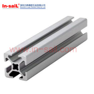 Four Side Slots Aluminum Extrusions pictures & photos