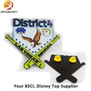 Free Nickel Custom Irregular Shape Badges Wholesale pictures & photos