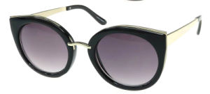 High Quality Metal & Plastic Frames Candy Lense Sunglasses pictures & photos