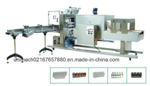 Fully-Automatic Sleeve Shrink Wrapping Machine pictures & photos