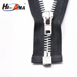 One Stop Solution for Ningbo Metal Zipper Head pictures & photos