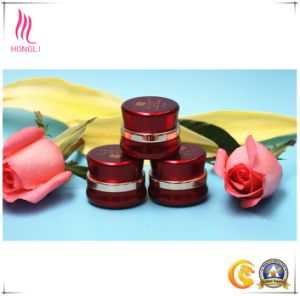 15g Shiny Red OEM Medical Jar pictures & photos