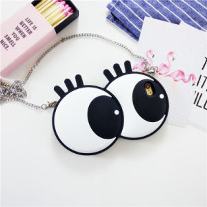 New 3D Big Eyes Silicone Phone Case Cover for iPhone 6/6s/7/7plus pictures & photos