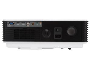 Yi-808A 3200 Lumens Business Education Meeting Full 3D HD Projector Beamer Android WiFi HDMI TV LED Projector pictures & photos
