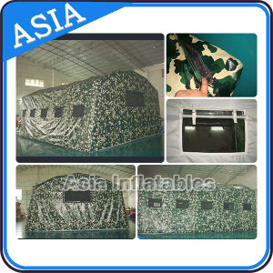 Waterproof Inflatable Mobile Hospitals, Inflatable Military Tent pictures & photos