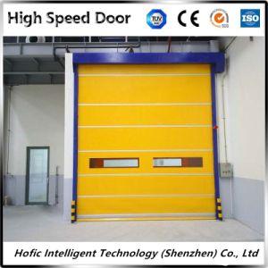 Automatic Industrial PVC Rapid Rolling Door pictures & photos
