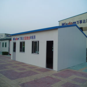 Industrial Prefabricated Steel Structure House pictures & photos