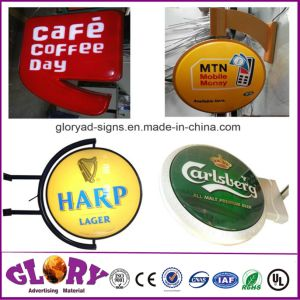 Wall Advertising LED Coffee Sign Acrylic Coffee LED Sign pictures & photos