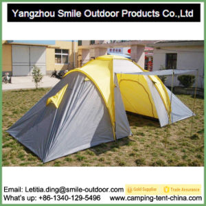 Waterproof Camping Korean Folding Fiberglass Tent Poles pictures & photos