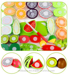 Fruits and Vegetables Happy Cut Cut Learning Toys pictures & photos