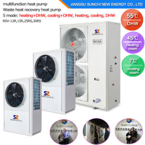 3.5kw 150L 200L 260L All in One Heat Pump Water pictures & photos