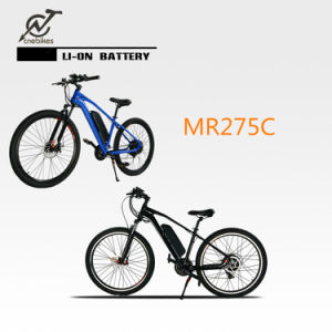 Newest Design 500W Electric Mountain Bike for Sale pictures & photos