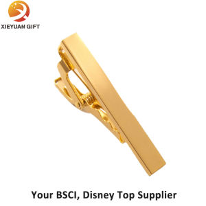 Custom Design Gold Wholesale Metal Tie Clip for Men pictures & photos