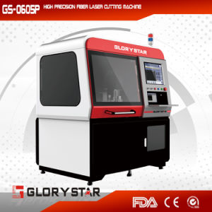 High Precise Jewellry Sheet Metal Fiber Laser Cutting Machine pictures & photos