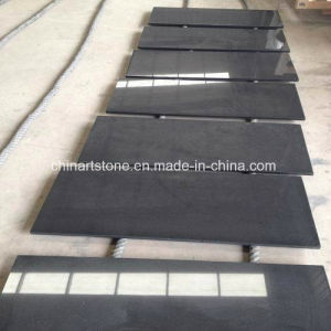 China Granite Absolute Black (Mongolia black) Countertop for Desk pictures & photos
