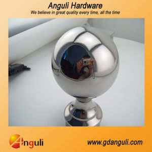 High Quality Stainless Steel Handrail Fittings (AGL-3) pictures & photos