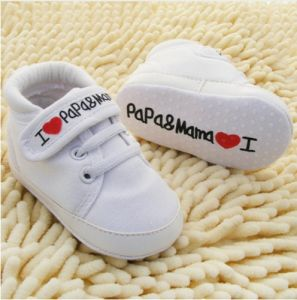 Toddler Newborn Shoes Baby Infant Soft Sole Canvas Sneaker (AKBS3) pictures & photos