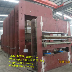 Rubber Conveyor Belt Vulcanizing Press Machine pictures & photos