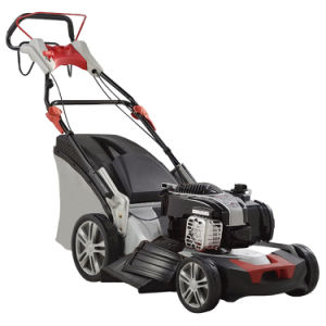 "19"" Aluminium Self-Propelled Lawn Mower with Ce GS Certification pictures & photos"