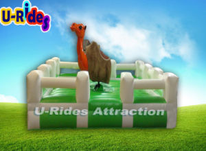 Mechanical Bull Camel Ride Game For Kids pictures & photos