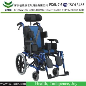 Reclining/Disabled Wheelchair for Children, Cerebral Palsy Chair pictures & photos