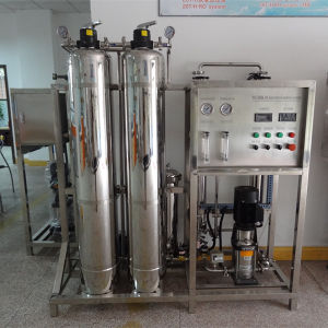 Drinking Water Treatment Equipment with RO Water Filter System pictures & photos