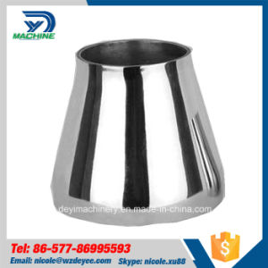 Stainless Steel Sanitary Conical Welded Reducer (DY-R011) pictures & photos
