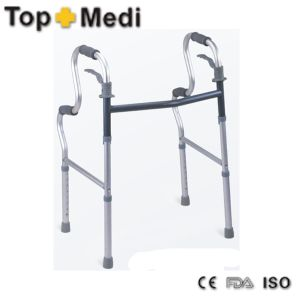 Ajustable Height Aluminum Walking Aids to Keep Better Balance pictures & photos