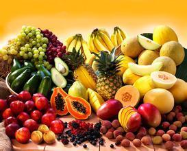 16 Ton Stock Hot Sale Cantaloupe Powder /Cantaloupe Juice Powder/ Cantaloupe Fruit Powder pictures & photos