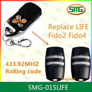 Gates Garage Door Remote Control Compatible Life 433.92MHz