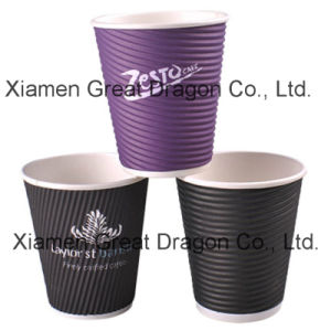 to Go Paper Cups for Hot or Cold Drinking (PC11011) pictures & photos