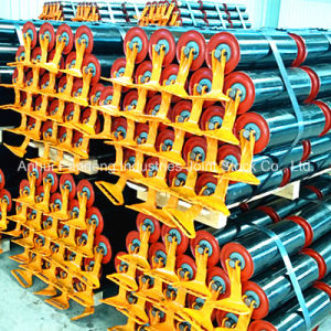 Self-Aligning Belt Conveyor Roller/Conveyor Roller Bearings/Return Roller pictures & photos