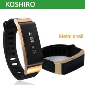 Promotional Gift Bluetooth Wath Bracelet with Customiz Logo pictures & photos