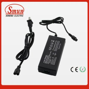42V Electric Scooter Balance Car Ebike Power Supply DC Adapter pictures & photos